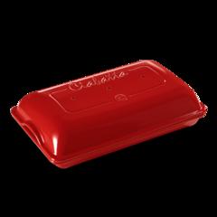 Форма Moule Ciabatta для выпечки чиабатты Emile Henry (гранат)