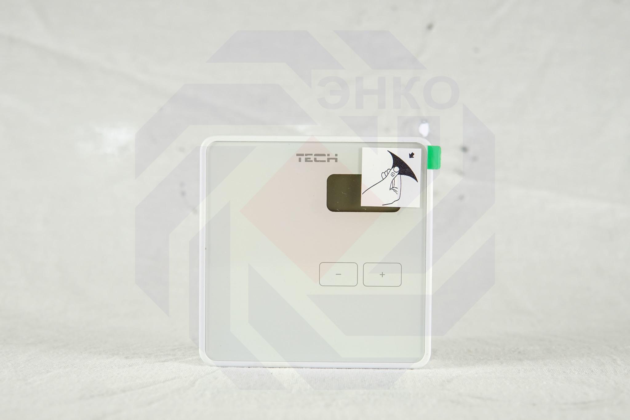 Термостат комнатный TECH STEROWNIKI ST-294 V1 белый