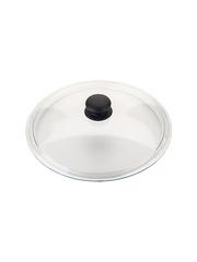 Крышка стеклянная жаропрочная без ободка Dutamel диаметр 26 см DTM-035