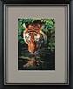 DIMENSIONS Отражение тигра (Tiger Reflection)