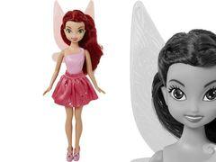 Кукла фея Розетта Дисней, Конфетти