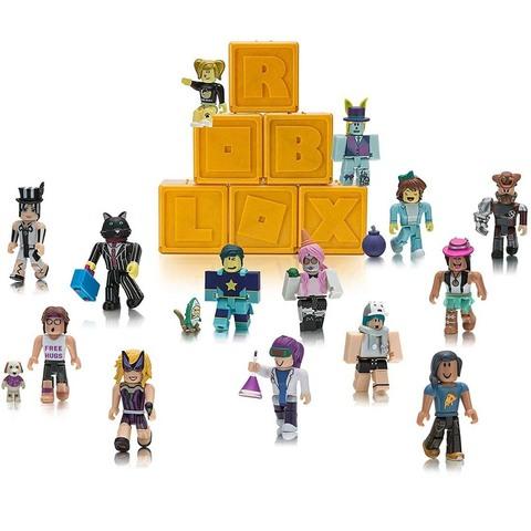 Роблокс Тайный набор Знаменитостей из 6 штук, серия 1 Песочные