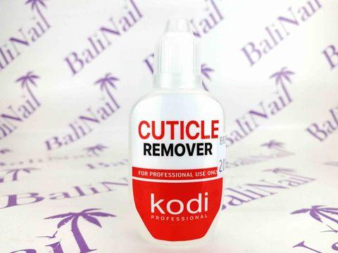 KODI, Ремувер для кутикулы Cuticle remover, 30 мл