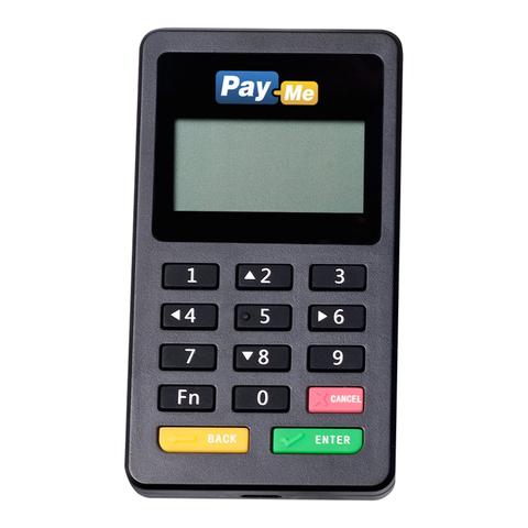 Терминал для оплаты картой Pay-me