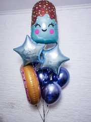 Букет шаров для ребенка