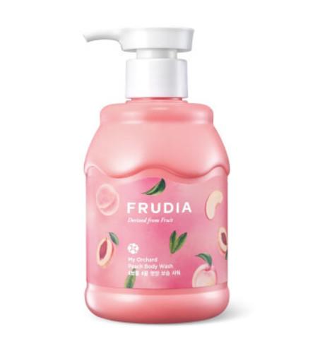 Увлажняющий гель для душа Frudia с персиком 350 мл