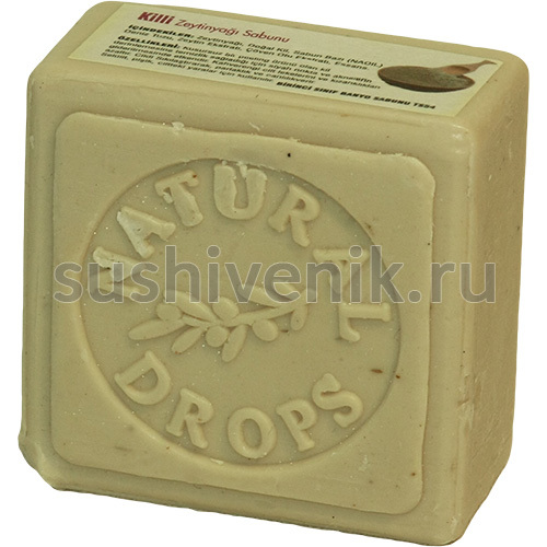 Натуральное мыло с глиной , 150гр.