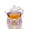 Стеклянный заварочный чайник 600 мл