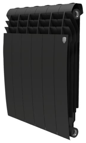 RoyalThermo BiLiner 500 Noir Sable, 6 секций - радиатор биметаллический