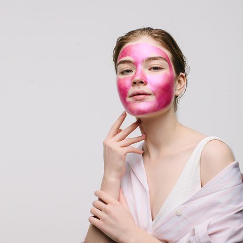 Очищающая маска-плёнка Dragon mask