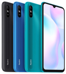 Смартфон Xiaomi Redmi 9A 2/32Gb Зеленый Global Version