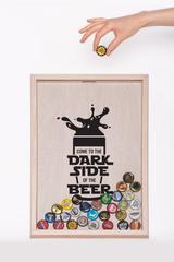 Копилка для пивных крышек «Dark Side», фото 2