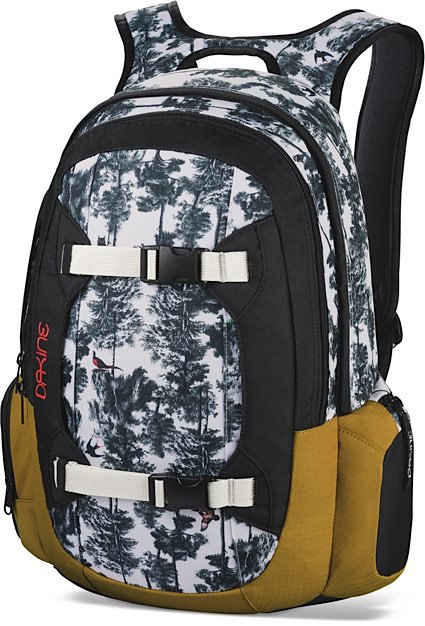 Dakine Mission 25L Рюкзак женский Dakine WOMENS MISSION 25L WILDWOOD 2016W-08200200-WOMENSMISSION25L-WILDWOOD.jpg