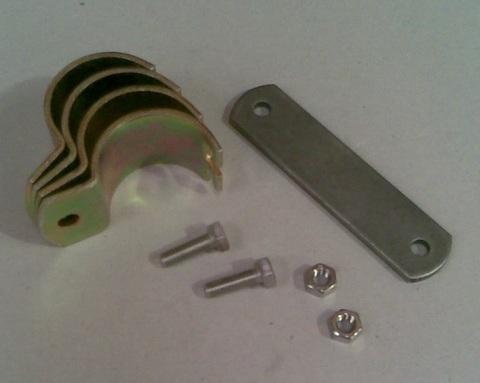 16400103 Держатель для трубопровода диа.50 мм