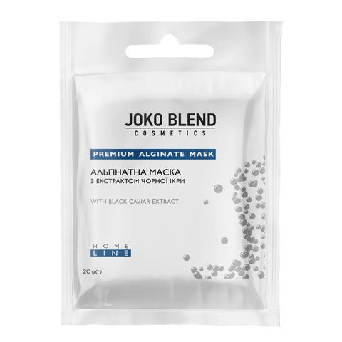 Альгінатна маска з екстрактом чорної ікри Joko Blend 20 г (1)