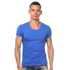 Футболка мужская голубая DARKZONE DZN8505