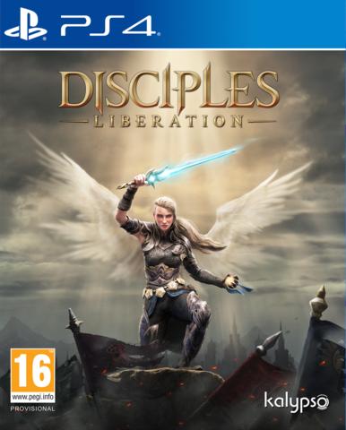 Disciples: Liberation Издание Deluxe (PS4, русские субтитры)