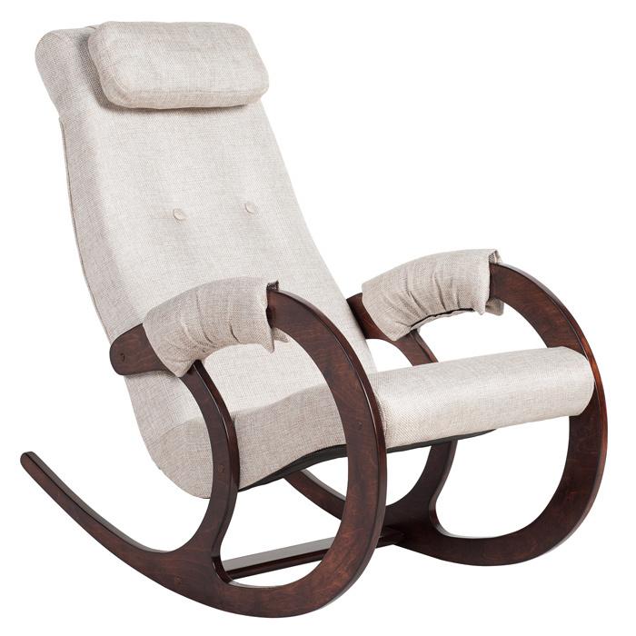 Классические Кресло-качалка Блюз Экоткань (Beige) bluz-kantri-1.jpg