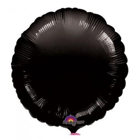 Круг Пастель, Черный (46 см)