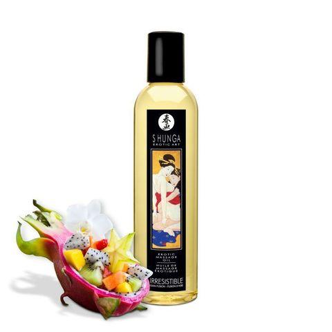 Массажное масло с ароматом азиатских фруктов Irresistible Asian Fusion - 250 мл.