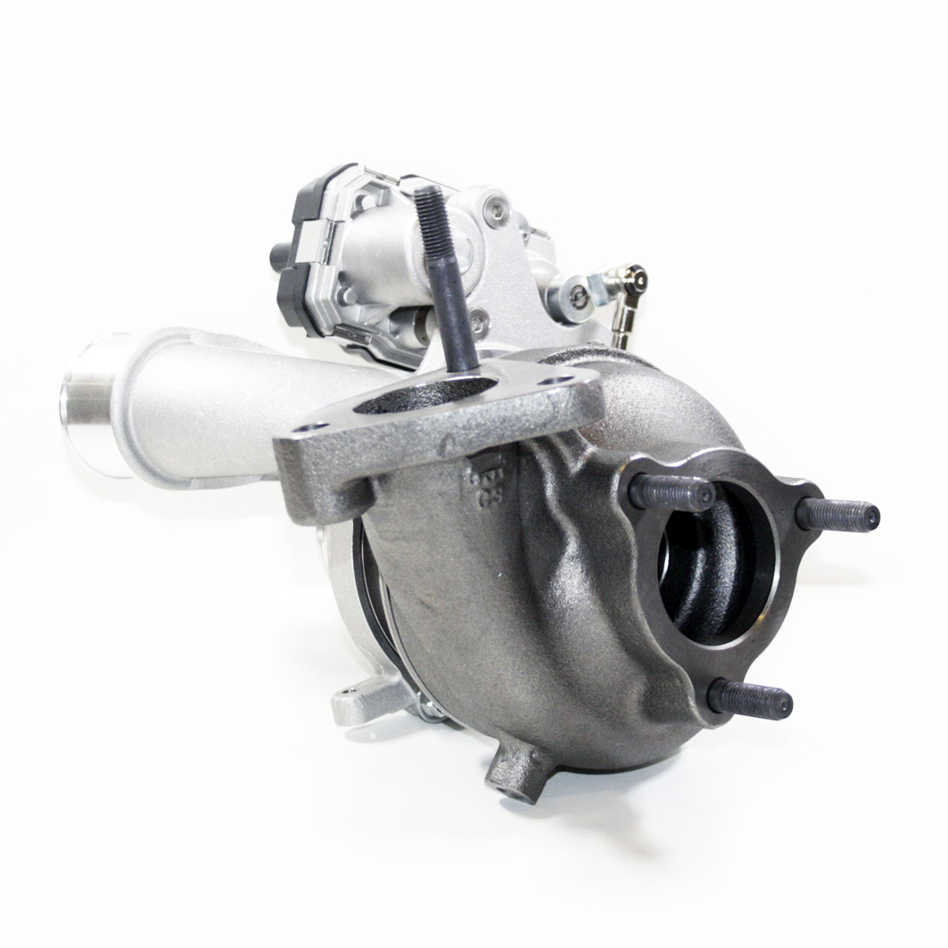 Турбина BV39 Хендай ix35 2.0 D4EA CRDi 136 л.с.