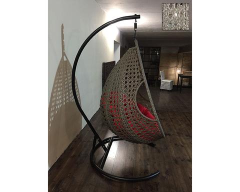 Подвесное кресло Олива мокко