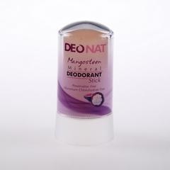 Дезодорант-кристалл с Мангостином | 60 гр | DeoNat