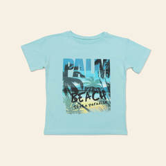 Детская мужская футболка E21K-53M101