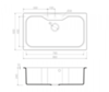 Схема Omoikiri Maru 86-DC