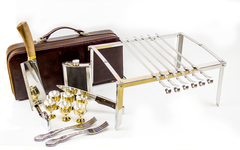 Набор для пикника в чемодане «Дачник-2», фото 5
