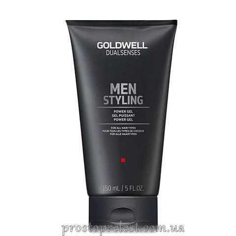 Goldwell Dualsenses Men Styling Power Gel -Гель чоловічий для волосся
