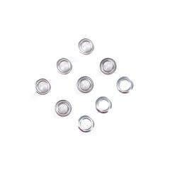 Люверсы металлические 5мм никель
