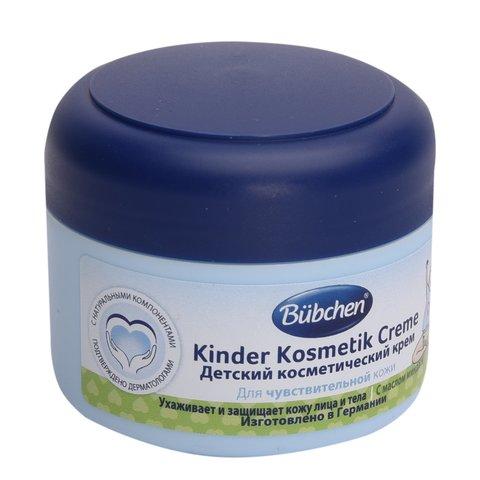Крем Bubchen детский косметический для чувствительной кожи 75 мл.