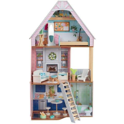 KidKraft Матильда - кукольный домик с мебелью 65983_KE