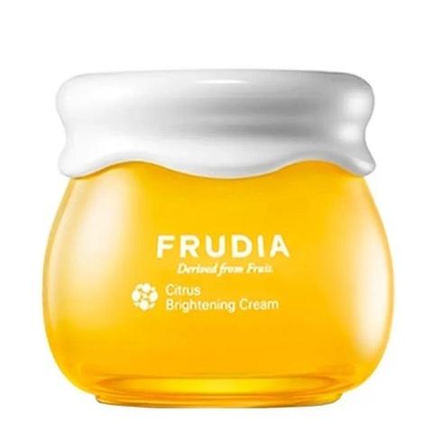 Осветляющий крем для лица Frudia с 61% экстрактом цедры мандарина 55 гр