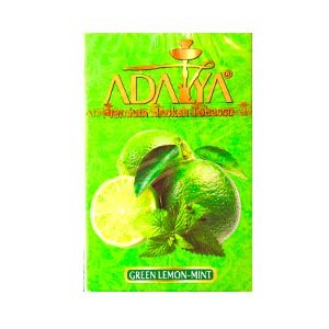 Табак для кальяна  Adalya Green Lemon Mint 50 гр.