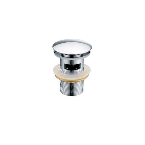 Донный клапан для раковины KАISER 8037 автомат, металл