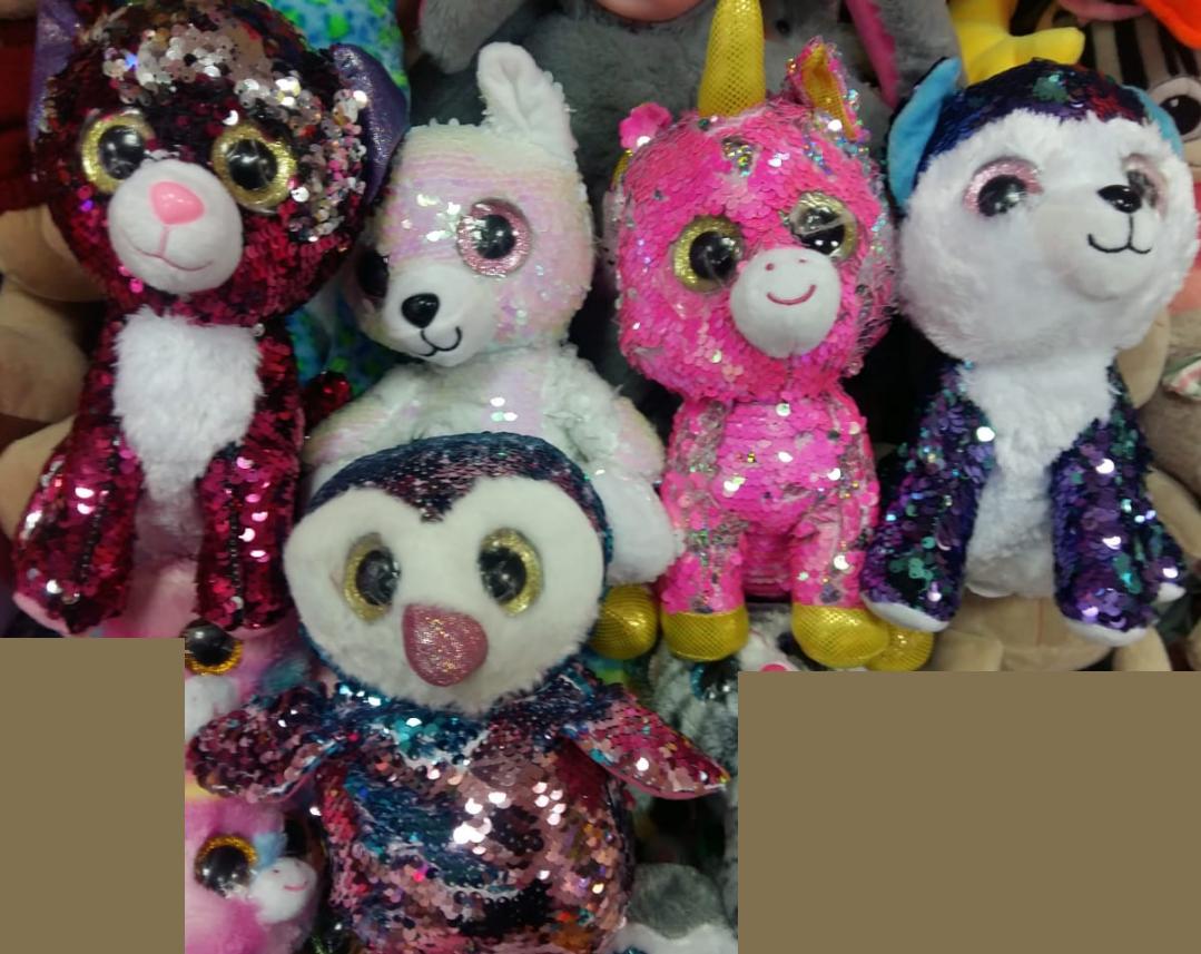 Набор из пяти игрушек