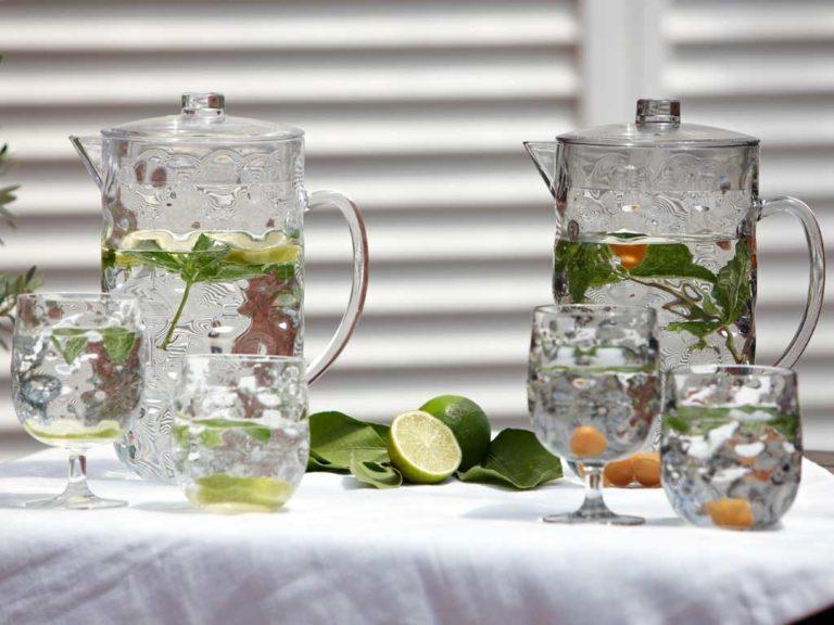 WINE GLASS MOON – ICE