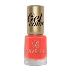 LGC-030 лак для ногтей GEL COLOR тон 030 оранжевый 12мл