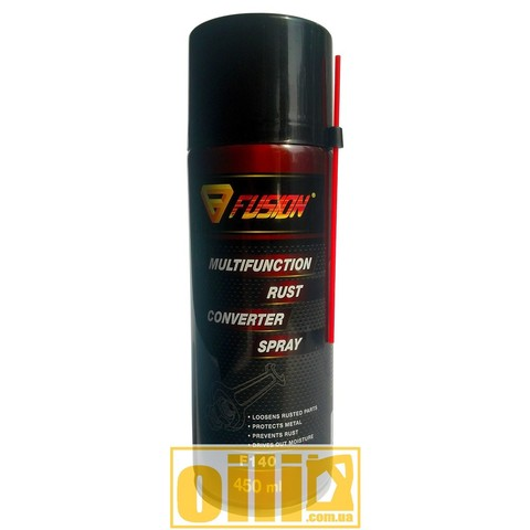 Fusion F140 MULTIFUNCTION RUST CONVERTER SPRAY 450мл