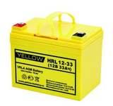 Аккумулятор YELLOW HRL 12-33 ( 12V 33Ah / 12В 33Ач ) - фотография