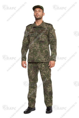 Камуфляжный костюм «ВКБО» Пиксель-2