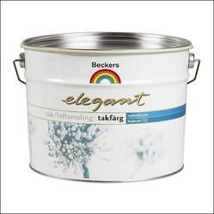 Краска для потолка BECKERS ELEGANT TAKFARG (Белый)