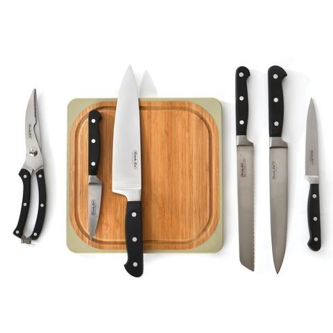 Нож поварской кованый 20см CooknCo