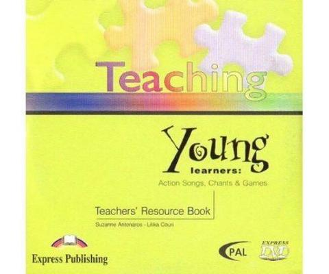 TEACHING YOUNG LEARNERS CD