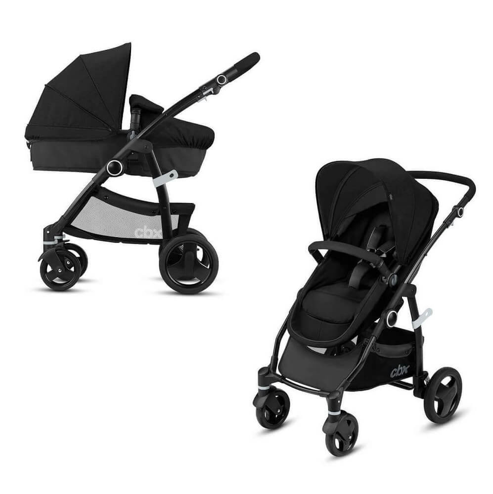 CBX by Cybex Leotie Flex трансформер Коляска-трансформер CBX by Cybex Leotie Flex Smoky Anthracite CBX_18_000_LEOTIE_flex_Black_Carrycot_0089_DERV_HQ__1__-_копия.jpg