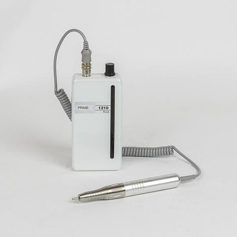 Аппарат для маникюра Prime 1210 портативный белый
