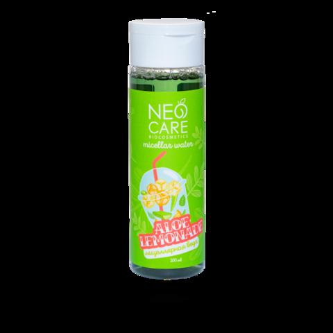 Neo Care мицеллярная вода Aloe Lemonade, 200 мл Levrana