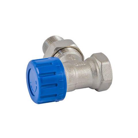 Клапан термостатический угловой DN 15 1/2 x GW 1/2